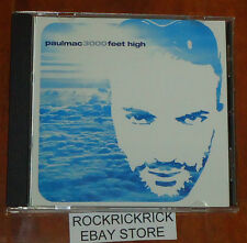PAULMAC - 3000 FEET HIGH -12 TRACK ENHANCED CD-