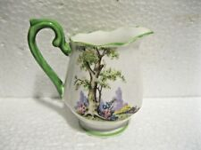VINTAGE ROYAL ALBERT GREENWOOD TREE SMALL CREAM PITCHER