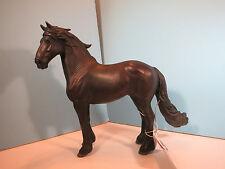 CollectA Figurine-Friesian Stallion Horse-New