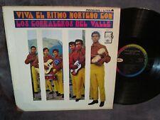 Viva El Ritmo Norteno Con Los Corraleros Del Valle