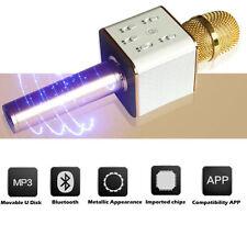 Wireless Bluetooth Handheld Ktv Karaoke Microphone Mic Speaker Sing For Phone Q7