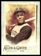 2020 Topps Allen and Ginter Base #51 Roberto Clemente - Pittsburgh Pirates