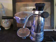 Vintage VESUVIANA espresso cappuccino maker electric