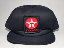 Vintage Texaco Cap Hat Advertising Front Patch Swingster USA Adj. Snapback