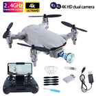 2021 Mini RC Drone 4k HD Camera WIFI FPV Drone Dual Camera Quadcopter For Child
