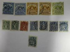 Chile Late 1800s Postage and 5 Telegraph Stamps Lot of 10 Make an Offer