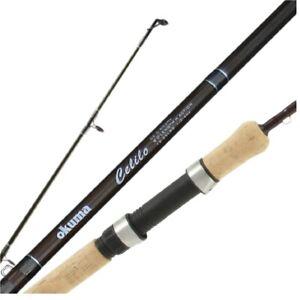 Okuma Celilo UltraLite 2pc 6ft 6in Spinning Fishing Rod CE-S-662UL-1