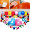 500Pc Inflatable Balloon Point Glue Tape Dot Fix Gum Roll Stick Room Decor Party