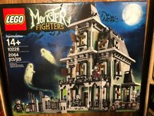 LEGO MONSTER FIGHTERS 10228 - HAUNTED HOUSE - BRAND NEW!! SEALED!! UNOPENED!!!