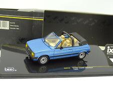 Ixo 1/43 - Talbot Samba Cabriolet 1983 Bleue