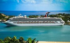 Carnival Cruise Ship VALOR POSTER 24 X 36 Inches Looks beautiful