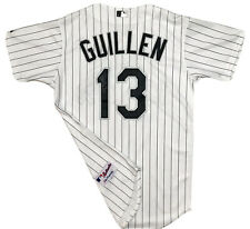 Ozzie Guillen Chicago White Sox Authentic Majestic 6200 Baseball Jersey 44 USA