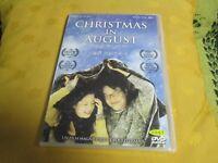 """DVD NEUF """"CHRISTMAS IN AUGUST"""" film Coreen de Hur JIN-HO"""