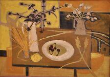 Dany LARTIGUE (1921-2017) Huile 1959 Nle Ecole de Paris Jeune Peinture Fauvisme