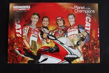 """Card World Ducati Week 2012 """"The Planet of Champions"""""""