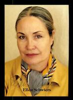 Ellen Schwiers Autogrammkarte Original Signiert # BC 74622
