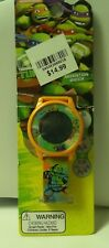 NEW TEENAGE MUTANT NINJA TURTLE LCD DIGITAL ANIMATION WATCH CHILDREN'S BOYS