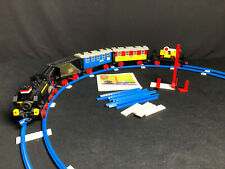 Lego 182 Train Set with Motor Eisenbahn Trains → 4.5V Zug + BA (Instruction)