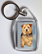 Norfolk Terrier Key Ring By Starprint - Auto combined postage