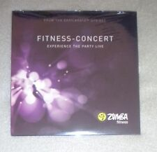 Zumba Fitness Concert Experience The Live Party DVD Brand New Sealed