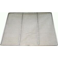 "12 Pcs, Donut Frying Screen, 23""x23"", Stainless Steel, Dn-Fs23"