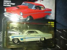 66 CHEVY NOVA   HOT ROD  Racing Champions ISSUE  # 106 1/56 1 OF 19,998