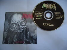 Abhorrence Ascension VINTAGE 1997 WILD RAGA RECORDS CD NEW DEMO B1 DEATH METAL