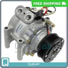 AC Compressor fits Buick Rainier / Chevrolet Trailblazer, Trailblazer EXT ... QU