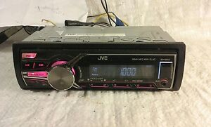 JVC KD X210 Digital Media Receiver No CD