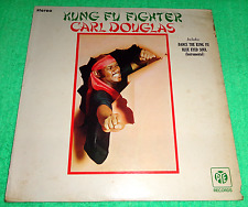 PHILIPPINES:CARL DOUGLAS - KUNG FU FIGHTER  LP,RARE,SCARCE
