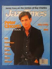 JAZZ TIMES MAGAZINE DECEMBER 2004 PETER CINCOTTI RENE MARIE BJORK BILL CHARLAP