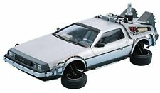 Aoshima 11867 New 1/24 Back to the Future Part 2 DeLorean from Japan Rare