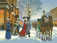 Pleasure of Winter - Cross Stitch Chart - Free Post
