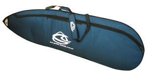"NEW 7'0""- 7'2"" SURFBOARD TRAVEL BAG / COVER  HYBRID 10MM PADDING RRP $205.00"