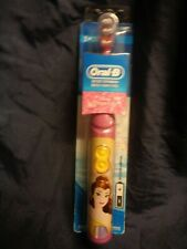 Brand New Oral B Disney Princess Battery Operated Toothbrush (Brown)