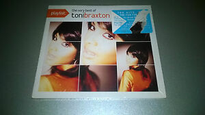 CD TONI BRAXTON : THE VERY BEST OF