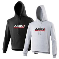 Case IH Hoodie VARIOUS SIZES & COLOURS Tractor Farming Enthusiast