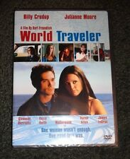 WORLD TRAVELER-Successful BILLY CRUDUP hits the road in search of life, lust