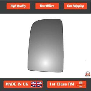 Left Side Stick On Convex wing mirror glass Mercedes Sprinter 2006-2018 104LS