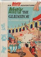 Astérix the Gladiator. Brockhampton Press 1971. Third impression. Superbe état