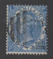 Vic - 1867. SG118. 2s dull blue. Very fine used, excellent perfs. FREEPOST!