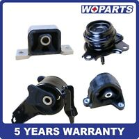 For 02-06 Acura RSX AT Trans /& Engine Motor Mount Set 6597 4567 4508 4506 M403