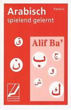 Alif Ba Arabisch spielend gelernt Arabisch Lernen Arabisch Lehrbuch für Anfänger