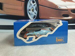 IXO MODELS - GULF MIRAGE GR8 - LE MANS 1975 WINNER -.1/43 scale model car LM1975