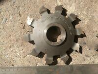 Frezy 160x12-22  ON 222173 HSS wood lathe cutter 92 slot bore ID 40mm OD 160mm