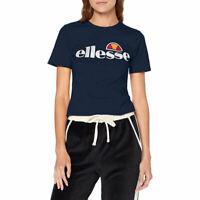 ELLESSE T-shirt PUNTO Navy Bleu Marine SHE0 8505