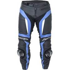 RST 1846 Blade II Motorcycle Leather Trouser Blue 118460334