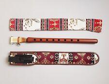 ARMENIAN DUDUK PRO from Apricot Wood + Reeds + National Case Arménien DOUDUK PRO