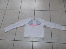 JOLI SWEAT COURT MANCHES LONGUES FILLE TAILLE 12 ANS ORCHESTRA TBE