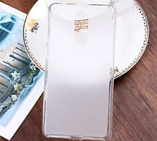 FUNDA gel tpu silicona cubot R9 CASE MOVIL BLANCO